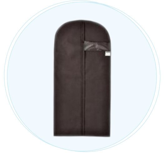 rayson nonwoven,ruixin,enviro-Wholesale Suit Cover and Disposable Zip Lock Garment Bag-4