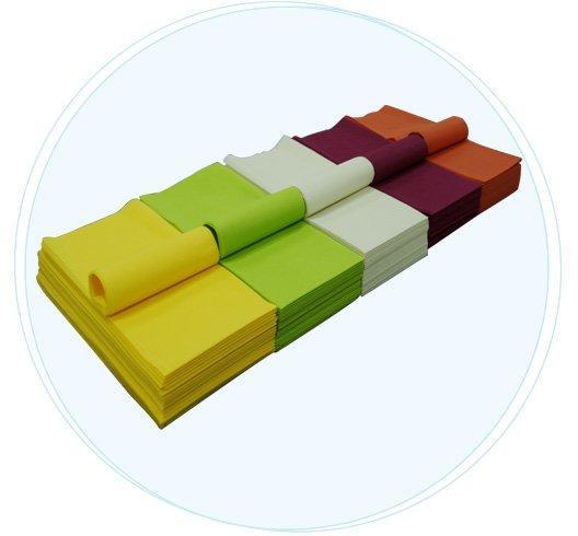 生分解性テーブルクロス印刷直接ホーム