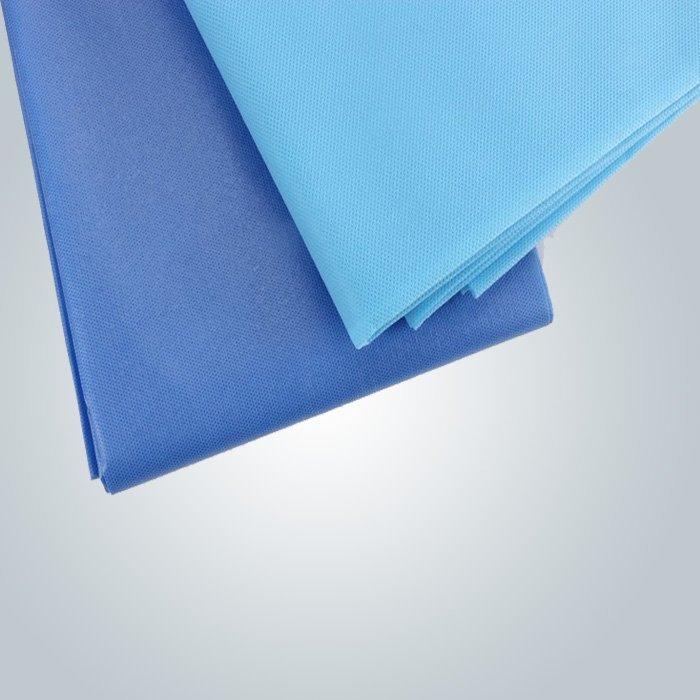Einweg-Papier Blatt, 110 * 210cm SMS Bettlaken, rosa Schönheit Bett Bettdecken für Spa