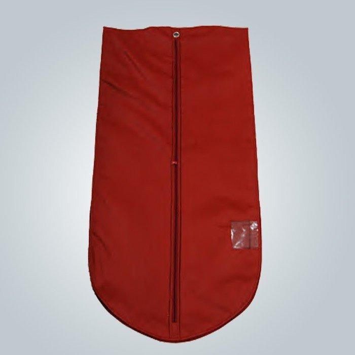 Eco-friendly 100% polipropilene tessuto Non tessuto tuta copertura monouso In stile Fashion