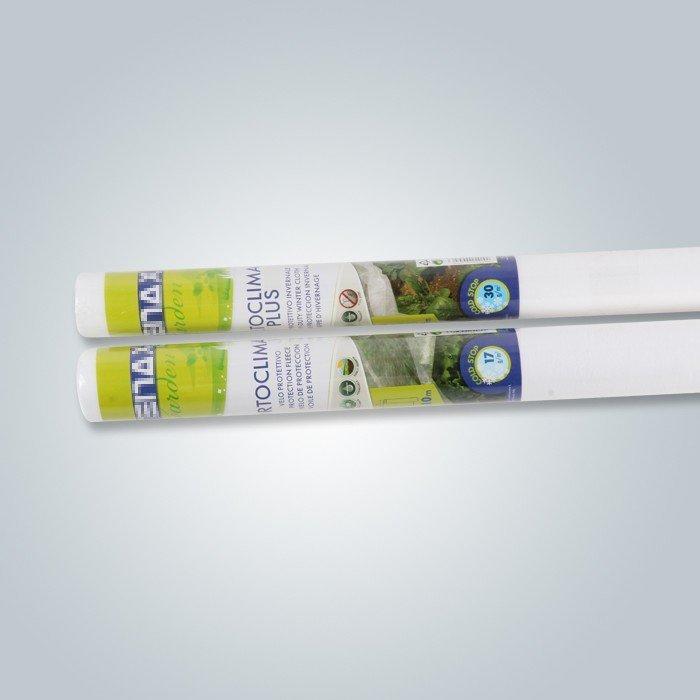 SGS Essai de approuvé 70gsm jardin couleur noir Weed Control tissu utilisé pour réprimer des mauvaises herbes