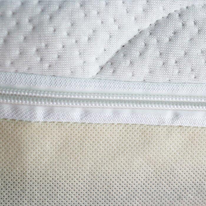 Terry in spugna a maglia King Size Bamboo Bed Bug cotone coprimaterasso