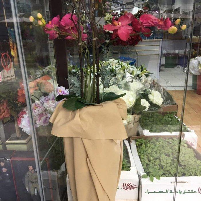 ماء النسيج غير منسوج التعبئة زهرة أو صنع حقيبة النبات
