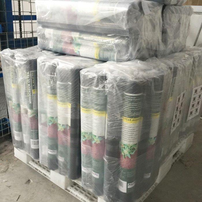 3 x 50ft 10 Jahre Polypropylen Unkraut Barrier Gewebe 50 Gramm
