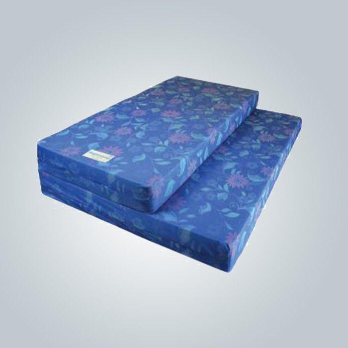 70gr PP Spunbond gedruckt nicht gewebten Stoff für Matratzenbezug
