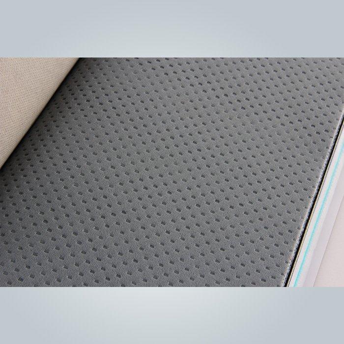 Dot in PVC anti slittamento, tessuto non tessuto viene utilizzato per la produzione di materassi
