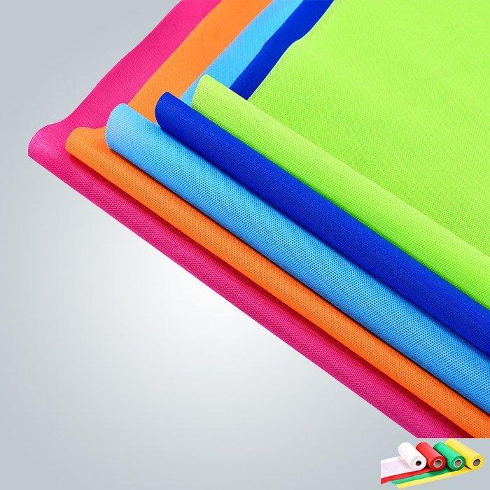 Un tessuto non tessuto del polipropilene pp di Spunbond del grado 100% per il materasso ed il sofà