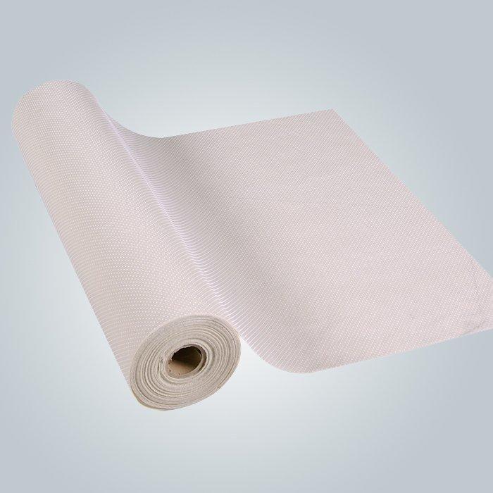 Materasso appoggio antiscivolo spunbond non tessuto tessuto spalmato in PVC