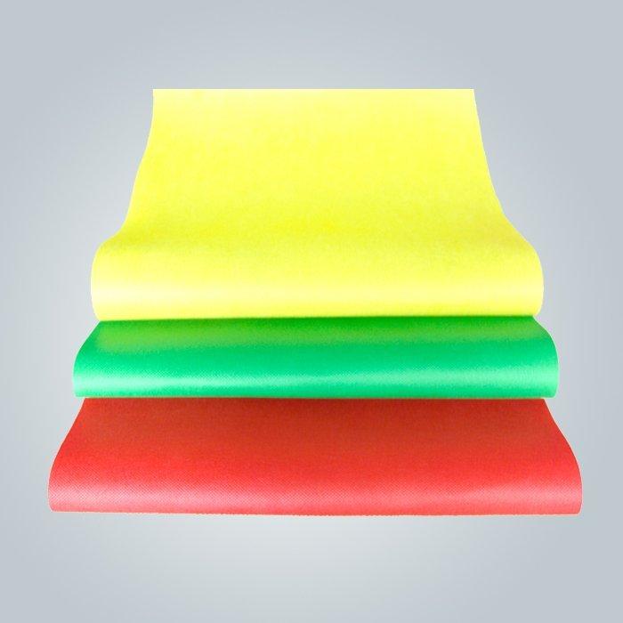 Embalaje en rollo de tela no tejida y spunbond de los pp es normalmente