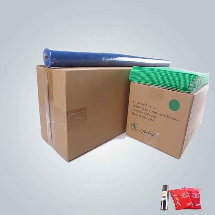 Corte automático y telas no tejidas cuadradas mexicanas no tejidas PP plegables del mantel