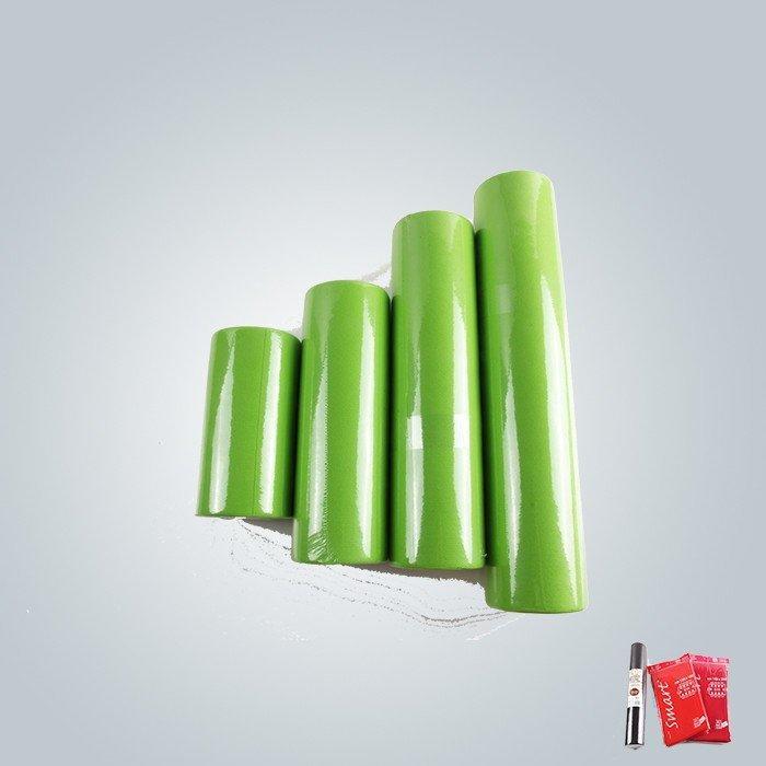 Tnt non tessuta impermeabile usata non tessuta della tovaglia di nozze d'imballaggio del film degli strizzacervelli