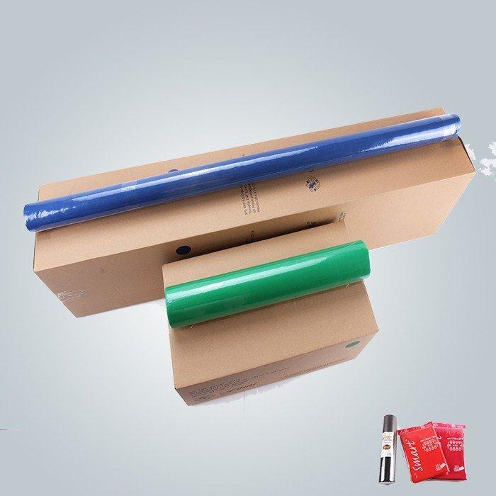 Voller Größe drucken von 40g bis 60g verwendete Vlies Tischdecke Tnt Stoff für Bankett