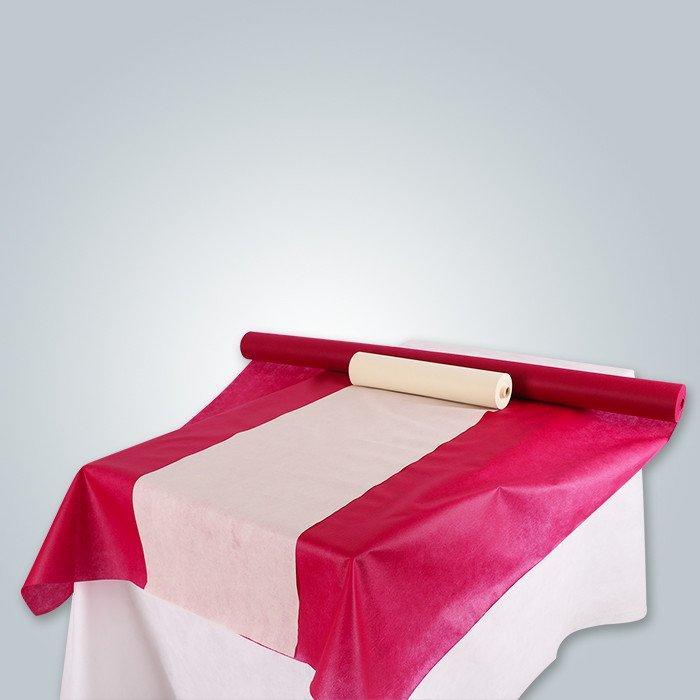 Pano de limpeza sanitário não tecido com laminação