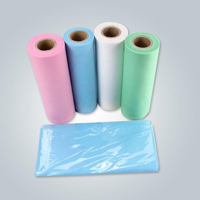 Foglio da 25gr non tessuto monouso per lettino da massaggio