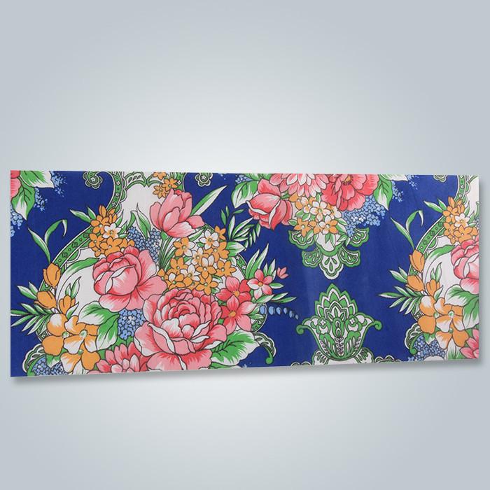 家具の室内装飾のための印刷された不織布