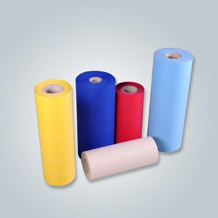 Guangzhou diferentes tipos de telas no tejidas, fabrica tela Tela