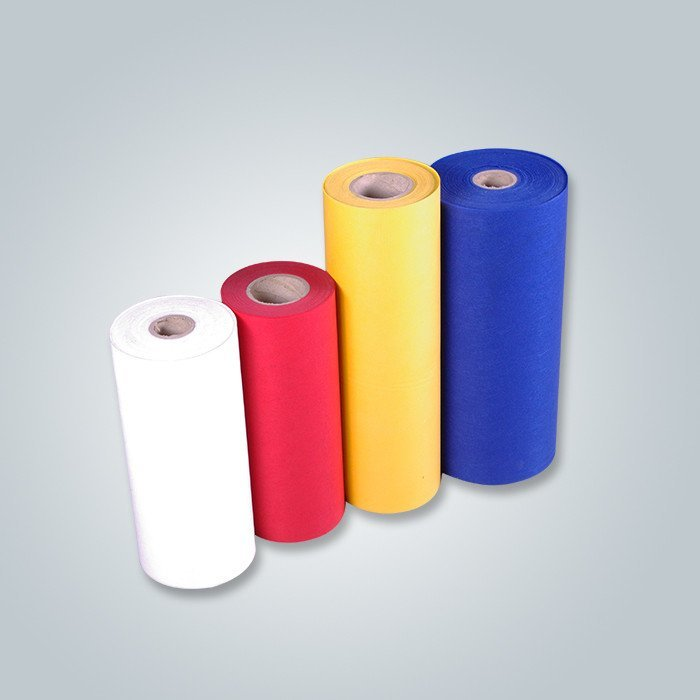 Precio de fábrica de alta calidad 100% pp spunbonded tela no tejida