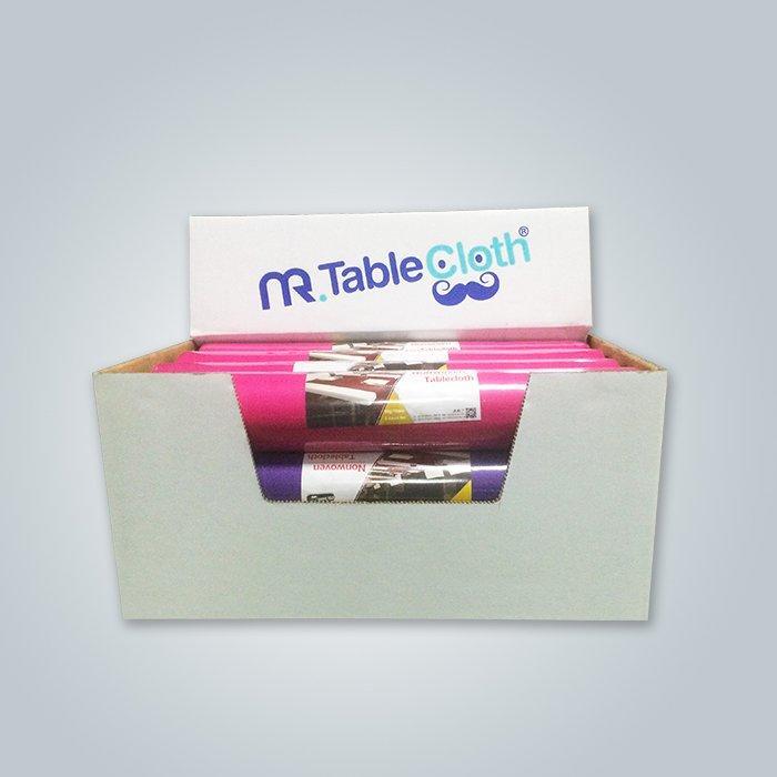 Pre cut table cloth rolls / non woven cloth