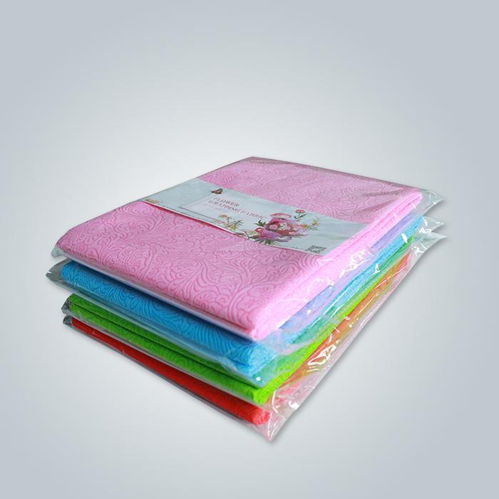 Hersteller von maßgefertigten Tischdecken aus Rayon