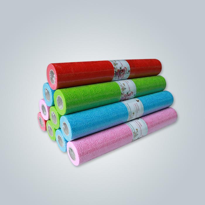 ファッションデザイン50 Gsmの花包装UAE市場で不織布