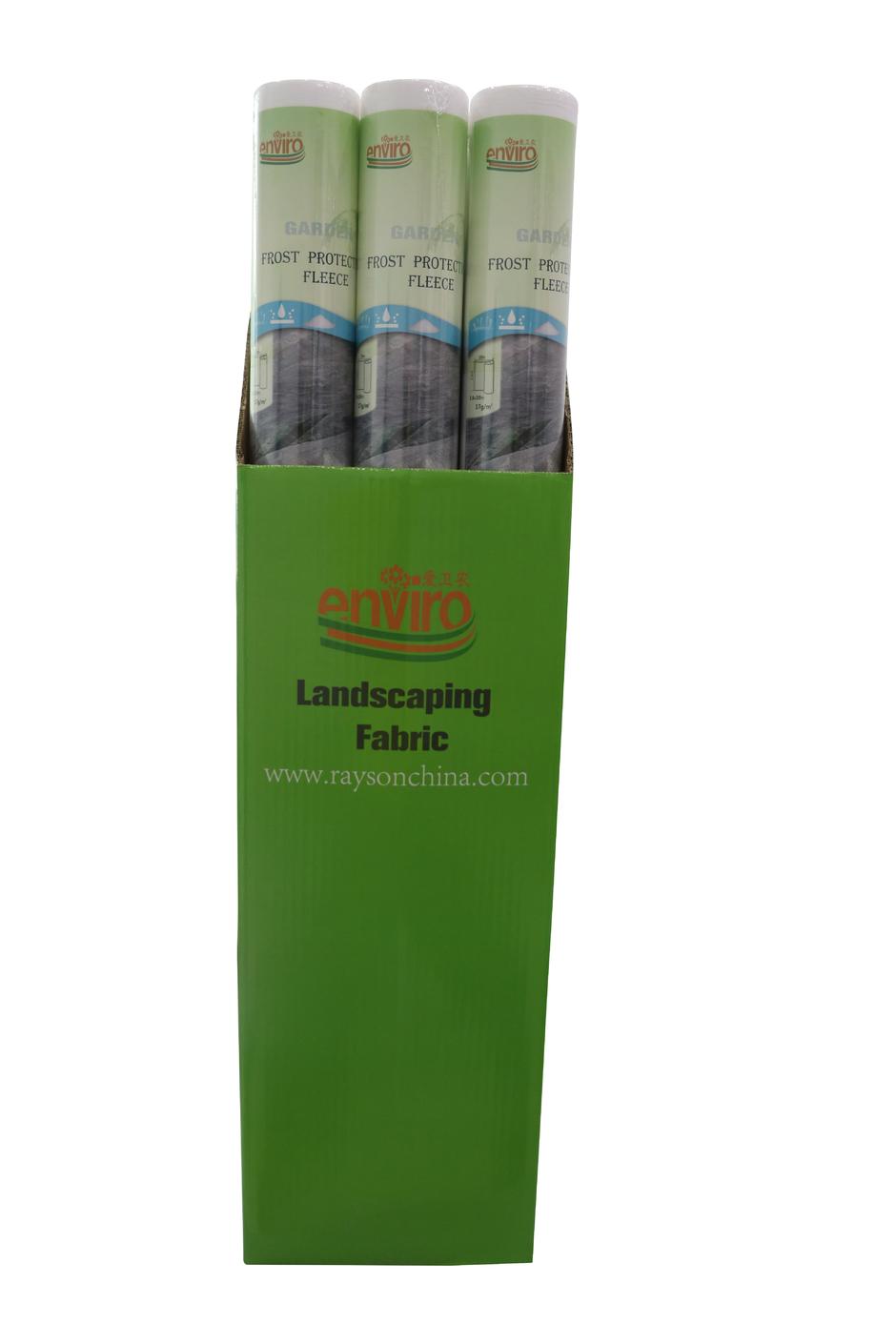 Rayson Enviro Brand PP Nonwoven Anti UV Landscape Garden Cloth