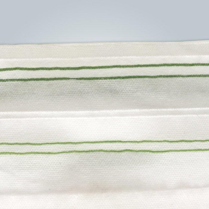 Eco non tessuto pp Spunbond non tessuto con anti UV finito per la protezione della verdura