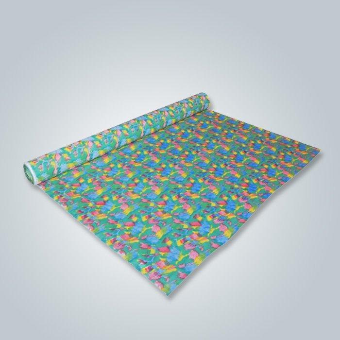 Colorido TNT ropa de cama