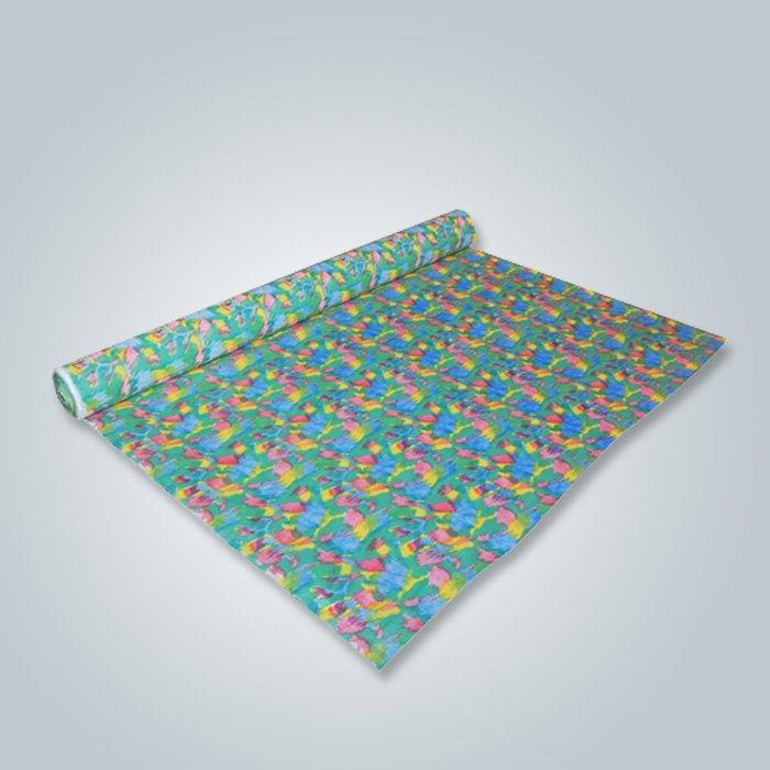 Copri biancheria da letto colorati TNT