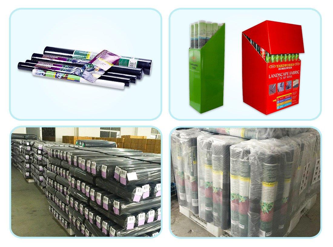 rayson nonwoven,ruixin,enviro-50gr black spunbond weed barrier fabric non woven-1
