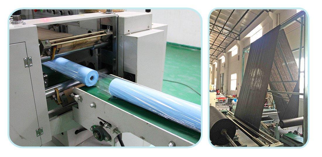 rayson nonwoven,ruixin,enviro-50gr black spunbond weed barrier fabric non woven-3