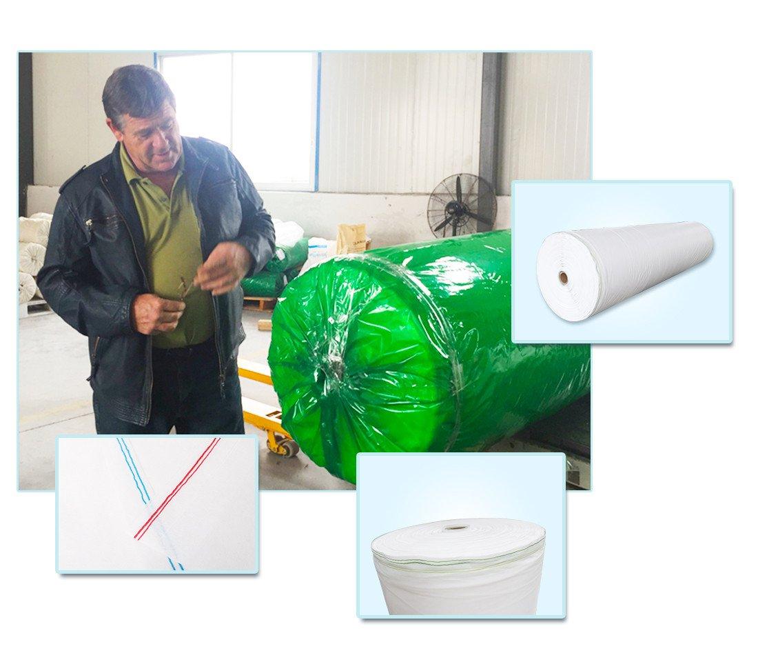 rayson nonwoven,ruixin,enviro-Extra wide spunbond non woven fabric-1