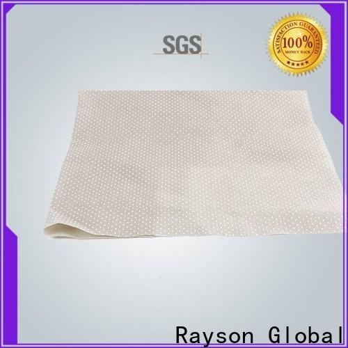 fabricants de tissus non tissés recyclables non prix d'usine pour les toilettes