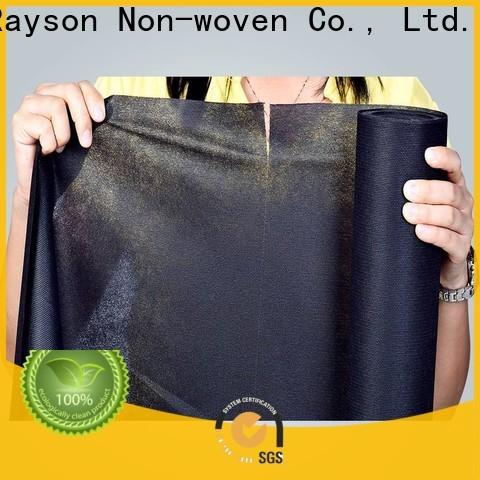 rayson nonwoven, ruixin, enviro sofa tela no tejida hidrofílica con buen precio para colchón