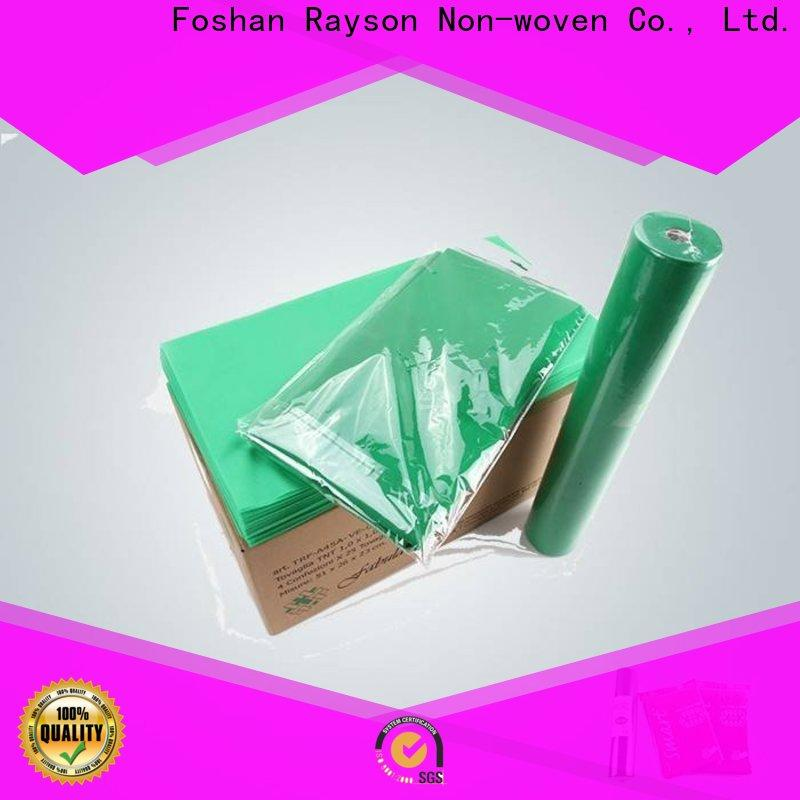 disposable waterproof cloth decoration directly sale for indoor