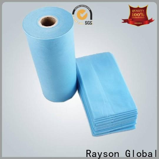 rayson nonwoven,ruixin,enviro lower woven non woven fabric customized for adult