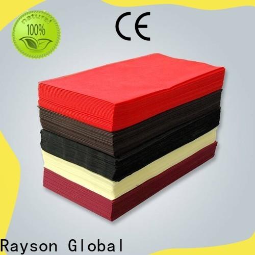 Rayonson Vlies, Ruixin, enviro transparente Vliesstoffrolle Hersteller für Hochzeit