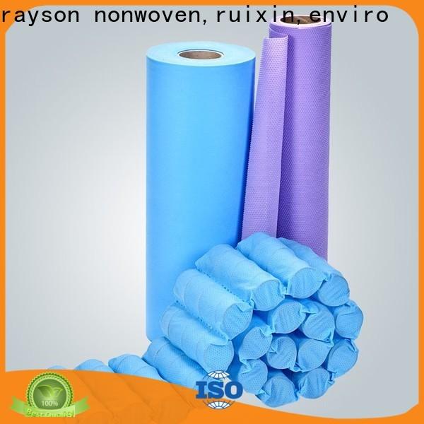Rayonson Nonwoven, Ruixin, Enviro Medical PP Conception de matériaux non tissés pour l'intérieur