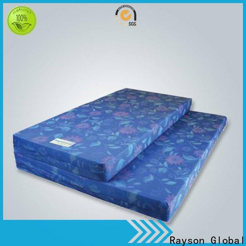 costo colorato della fabbrica di tecnologia del rotolo di tessuto non tessuto per la biancheria da letto