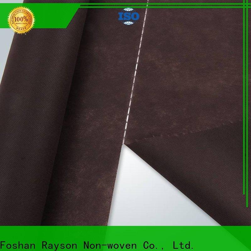 rayson nonwoven, ruixin, enviro perforate non woven wipes fabricante fabricante para ropa