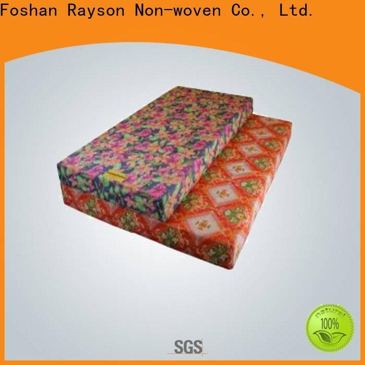 rayson non tessuto, ruixin, enviro flowers spunlace produttori di tessuti non tessuti all'ingrosso per la tavola