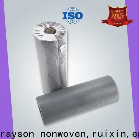 rayson nonwoven، ruixin، enviro spunbonded الشركة المصنعة لآلة النسيج غير المنسوجة للمنزل