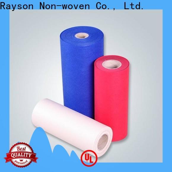 rayson nonwoven, ruixin, enviro certificate spunbond nonwoven fabric pregunte ahora por regalos