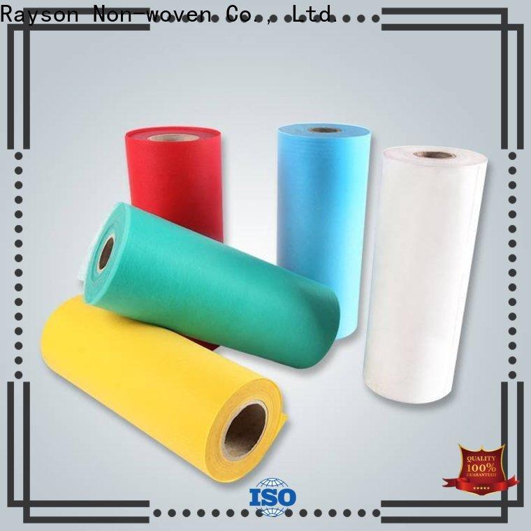 fabricante de tex no tejido ecológico para sábanas
