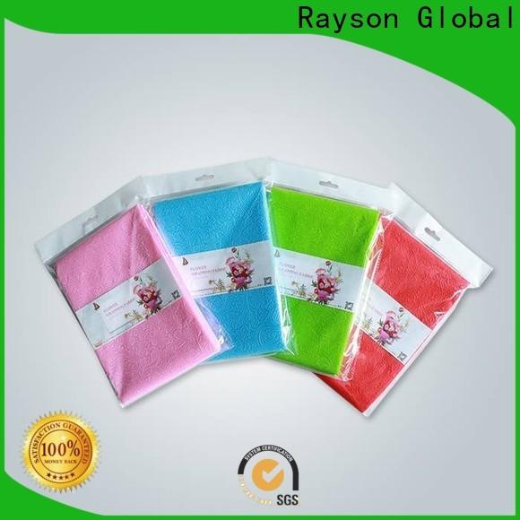 Rayons Vlies, Ruixin, Enviro Gewicht Vliesstoffe Lieferanten Fabrikpreis für Tischdecke