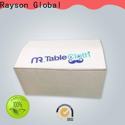 rayson nonwoven, ruixin, enviro serie de tela geotextil no tejida antibacteriana para interior