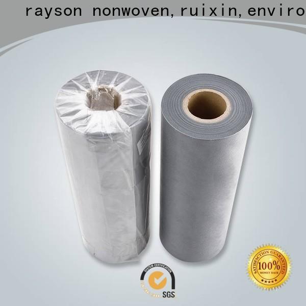 rayson nonwoven، ruixin، enviro، سلسلة نسيج غير منسوج لملاءات السرير
