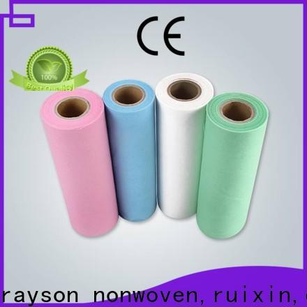 rayson nonwoven، ruixin، enviro سلسلة قناع قماش غير منسوج سهل للأسر المعيشية