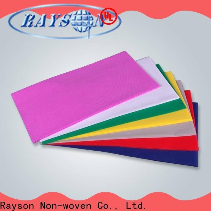 rayson nonwoven، ruixin، enviro شفافة غير منسوجة رول قماش استفسر الآن عن الملابس