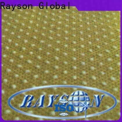 rayson nonwoven,ruixin,enviro antislip non woven needle punched geotextile customized for toilet