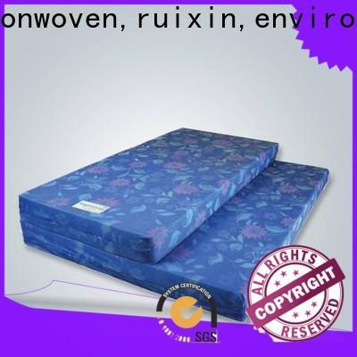 rayson nonwoven، ruixin، enviro التكلفة الشعبية للورق غير المنسوج بالجملة للطاولة